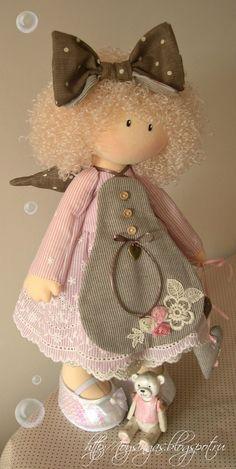 Мечты сбываются, muy buena información como modelos de muñecas tilda.