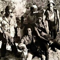 *The Wailers* 1972. More fantastic pictures, music and videos of *Bob Marley & The Wailers* on: https://de.pinterest.com/ReggaeHeart/