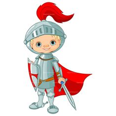 Image detail for -CLIPART KNIGHT BOY | Royalty free vector design