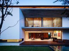 Modern Tropical House Designs Minimalist Home Design For Warm Interior