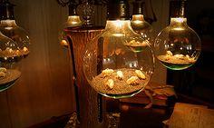 Steampunk table lamp - Steampunker.de
