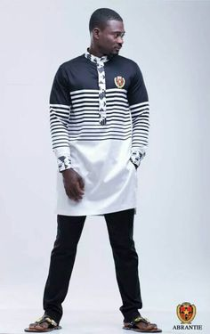 Men African style fashion