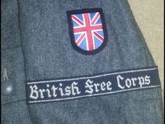 In a very strange SS unit came into existence called The British Free Corps. Find out the story behind this collection of traitors and chancers, and th. Volunteers, Ww2, World War, German, British, Youtube, Free, Inspiration, Historia