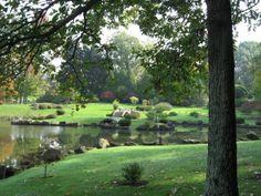 The Dawes Arboretum Japanese Garden. Visit http://najga.org/gardens for map location.