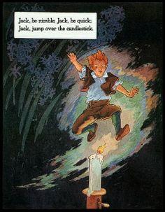 jack be nimble   Jack be nimble   Book Breezeway