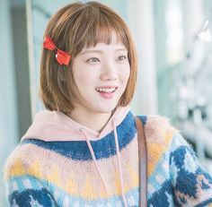 Find images and videos about model, nam juhyuk and lee sungkyoung on We Heart It - the app to get lost in what you love. Lee Sung Kyung Wallpaper, Weighlifting Fairy Kim Bok Joo, Kdrama, Joon Hyung, Kim Book, Cha Eun Woo Astro, Weightlifting Fairy, Ulzzang Girl, Weight Lifting