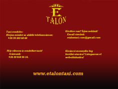 Etalon taxi. Taxi rendelés Budapesten. Taxi, Emo, Movie Posters, Movies, Films, Emo Style, Film, Movie, Movie Quotes