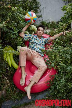 Joo Sang Wook channels his inner child in fun shoot with 'Cosmopolitan'… Birth Of A Beauty, Cunning Single Lady, Joo Joo, Joo Sang Wook, Saranghae, Star Awards, Korean Wave, Korean Entertainment, Good Doctor