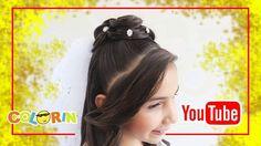 Mira nuestro vídeo de la semana especial para primeras comuniones #trenza #treccia #trenzas #tresses #braid #braids #girl #girs #hair #hairdo #hairstyle #colorin #peluqueria #peinado #cúcuta