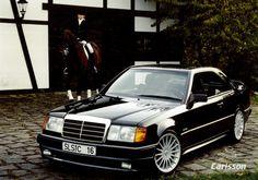 Image result for Mercedes Benz W124 Brock B1