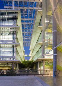 Palmas Altas Campus, #LEED Platinum, Seville, Spain designed by @ArupGroup