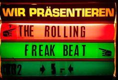 The Rolling Freakbeat @ Helsinki Klub