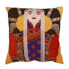Asian Classical Style 1818 Chinese Oriental by LovelyCushionStore