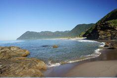Praia de Rio Verde, Iguape (SP)