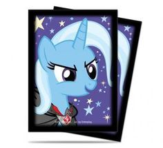 My Little Pony Deck Protector Sleeves - Trixie 65ct $6.95