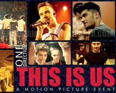 Enetflix: One Direction - This Is Us.2013