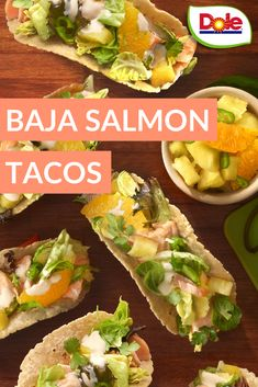 Salmon Recipes, Fish Recipes, Seafood Recipes, Mexican Food Recipes, Recipies, Quesadillas, Tostadas, Salsa, Nachos