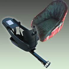 Buddyrider™ Bicycle Pet Seat | Purchase Dog Hammock, Hammocks, Bike Pet Carrier, Bike Seat, Animal Care, Pet Carriers, Dog Stuff, Pet Care, Baby Car Seats