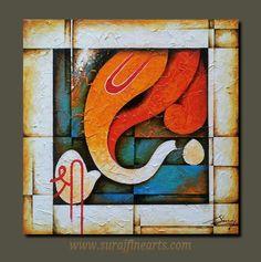 Painting Abstract Acrylic Canvases Texture 52 New Ideas Worli Painting, Texture Painting On Canvas, Painting Wallpaper, Painting Abstract, Acrylic Paintings, African Art Paintings, Modern Art Paintings, Shiva Art, Ganesha Art