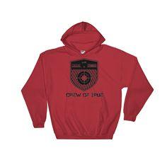 Produkten Crew Of True - Hoodie säljs av Casual Stranger i vår Tictail-butik.  Tictail låter dig skapa en snygg nätbutik helt gratis - tictail.com