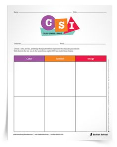 The purpose of the CSI Color Symbol Image Thinking Routine is to have students express understanding of an idea in a nonverbal way Visible Thinking Routines, Visible Learning, Thinking Strategies, Thinking Skills, Interactive Read Aloud, Drama Teacher, Subject And Predicate, Inquiry Based Learning, Vocabulary Games