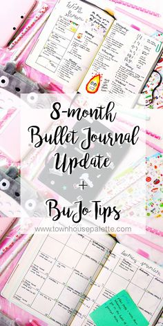 I am pinning this now only because I really enjoyed the photos. I have had a bullet journal for about 8-months. In this post I share my bullet journal ideas, bullet journal ideas/layout, and give some bullet journal supplies.