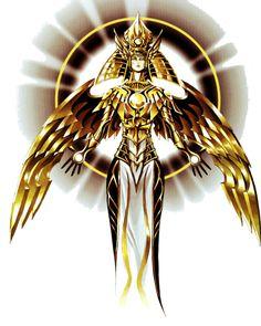 Horakhty The Creator God of Light by FictionalOmniverse on DeviantArt