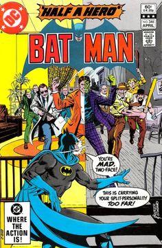 Batman Vol 1 346