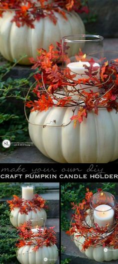 The decorator behind The Decor Du Jour shares her favorite Fall decor ideas for 2016. 15 DIYs and ideas are just waiting for you to try them out!
