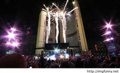 New Years Eve party in Canada