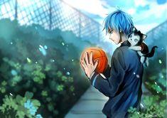 Kuroko by Shumijin on DeviantArt Kuroko Tetsuya, Kuroko No Basket, Disney Cartoons, Game Character, Edm, Anime Characters, Original Art, Cosplay, Fan Art
