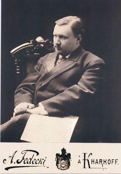 Alexander Konstantinovich Glazunov (1865-1936) en 1899