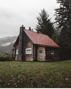 FOLK — There is something about quaint quiet cabins and...
