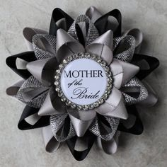 Mother of the Bride Pin Mother of the Bride Corsage...