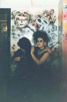 Hungarian goths, '90s