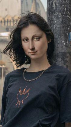 Mona Lisa Parody, Mona Lisa Smile, Old Movie Posters, Old Movies, Celebrities, Mondays, Christian, Icons, Friends