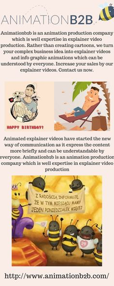 #Animationb2b - An Animation Production Company See more at :- goo.gl/8B7rHn