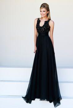 Vestidos-negros-de-noche-2015-5.jpg (680×999)