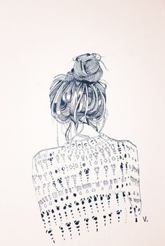 knot drawing - don't know the artist