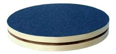 The RiversEdge Model 18.300 Rotational Disc is made from 3/4″ birch veneer plywood with a heavy-duty ball-bearing swivel plate.  The 13″ diameter top is completely covered in textured rubber matting for added safety during use. The 18.300 Rotational Disc and Twist Board has many...
