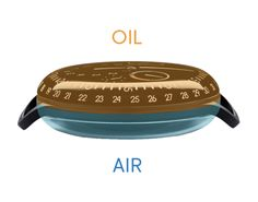 Oil-Filled. A never-before-seen visual effect allowing to touch the Time itself.