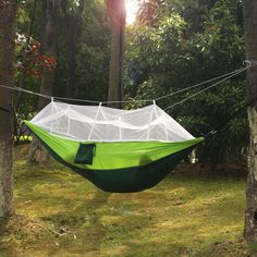 Carryon Hammock ,Mosquito Net Hammock,Nylon Fabric Travel Portable Camping Hammock >>> This is an Amazon Affiliate link. Find out more about the great product at the image link.