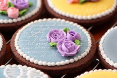 Learn Cookie Decorating Techniques in Craftsy's Class: Sweet Elegance
