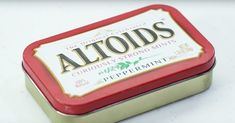 DIY Altoids! How to Make Your Own Miniature Mints in Any Flavor You Want « Food Hacks :: WonderHowTo