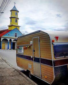 Living the Dream _ Los Mendwig's _ Casa Rodante Chiloé #13