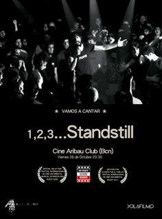 1, 2, 3... Standstill (2011) Saiz, Peralta, Rodríguez
