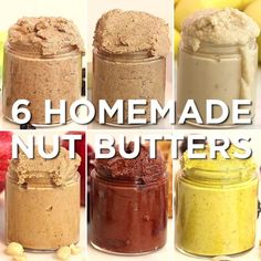 6 Delicious Nut Butters You Can Make At Home