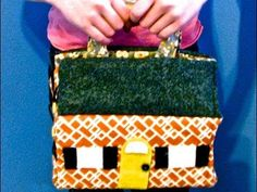This sweet little dollhouse is simpler than it looks! A step-by-step tutorial, that shows you how to make this portable fabric toy. Free template patterns fo...