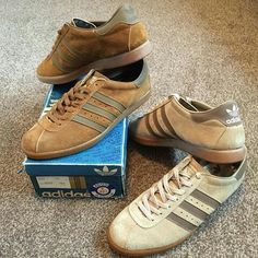 Adidas AS800's all made in France and as rare as hens teeth