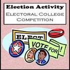 I've used this activity every year and it has always been a hit - especially on an election year!  You are provided with a PowerPoint that explains how the electoral college works as well as the potential flaws of the system.  Students are then partnered up with the competition packet, a pair of dice, and some colored pencils to take part in an electoral college simulation.